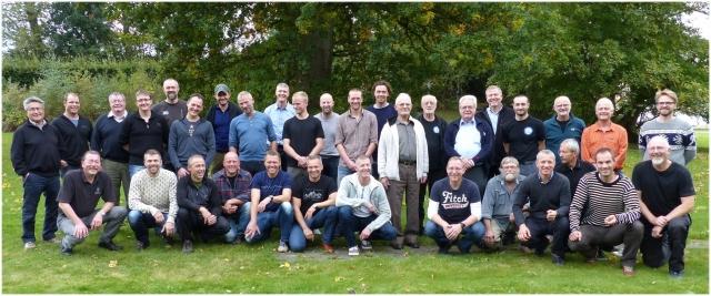 Nanok expedition meeting. Kalø 6. October 2013