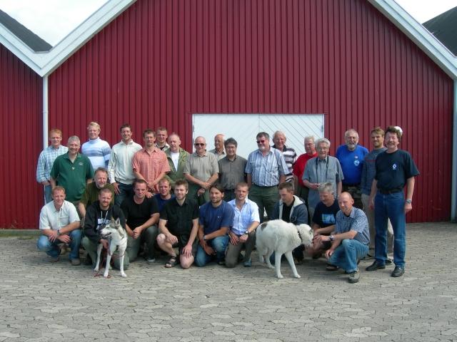 Nanok meeting in Frederiksværk, 25th June 2005