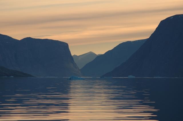 Antarcticsund, August 2008