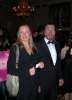 Peter and daughter - Lisa Maria - at the Explorers Club Annual Dinner at Waldorf=Astoria, New York 2007