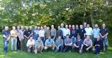 Nanok expedition meeting. Kaløvig 3. October 2015