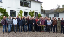 Nanok expedition meeting. Kaløvig 7, October 2017
