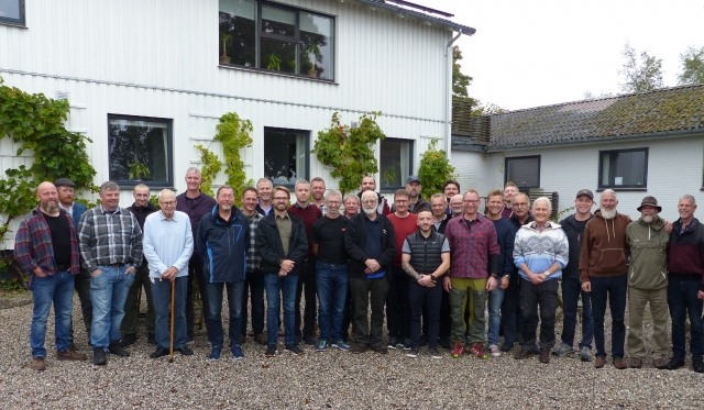 Nanok expedition meeting. Kaløvig 7, October 2017