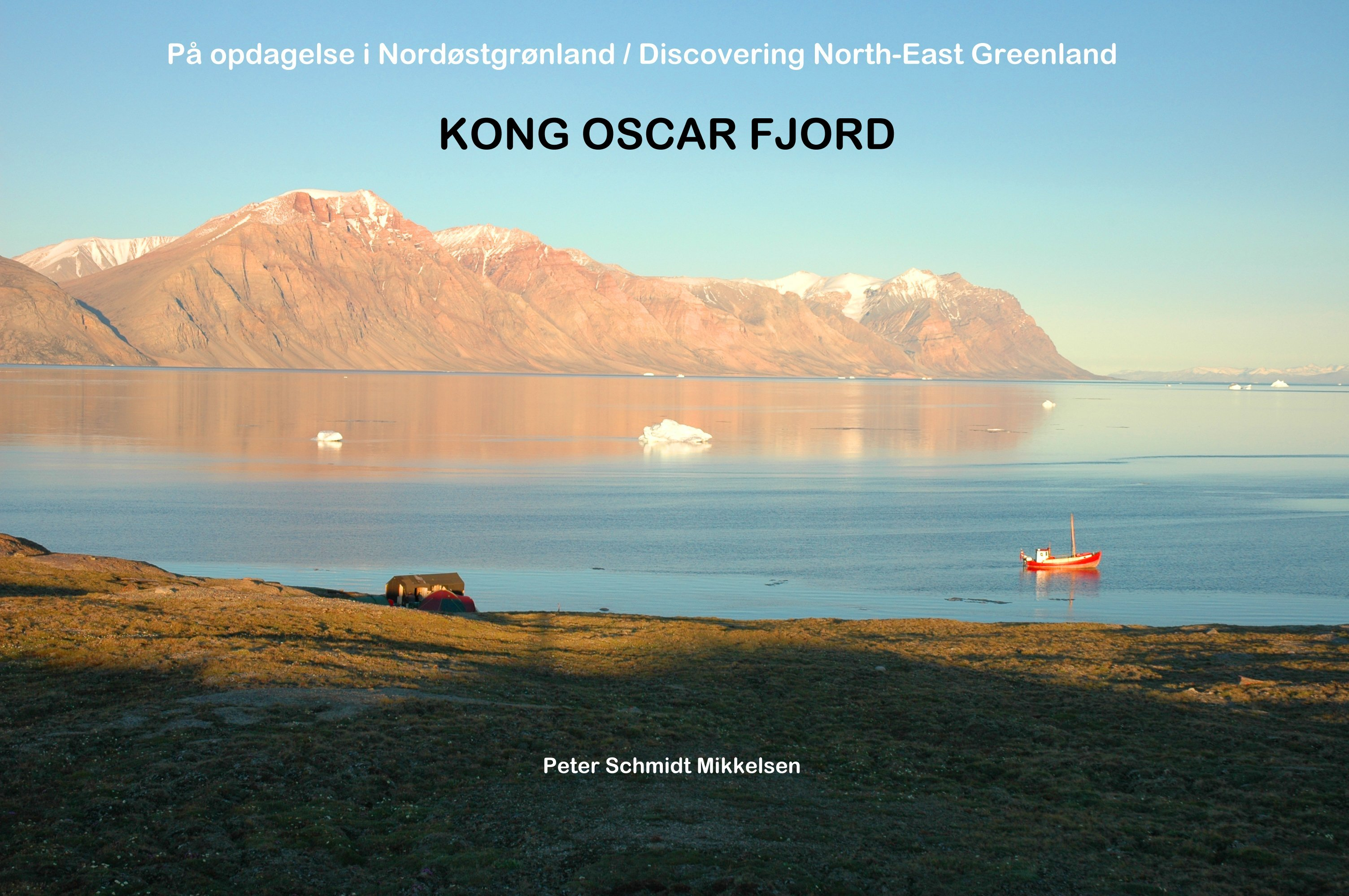 Discoreving North-East Greenland